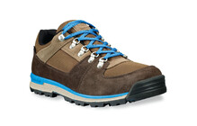 Timberland Men's GT Scramble Low Leather dark brown/blue